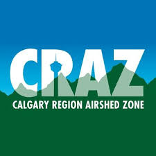Logo of The Calgary Region Airshed Zone