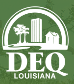 Logo of Louisiana Department of Environmental Quality