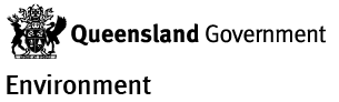 Logo of Queensland Government, Department of Environment and Science