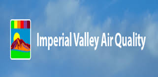 Logo of Imperial County Air Pollution Control District