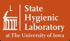 Logo of State Hygienic Laboratory at the University of Iowa