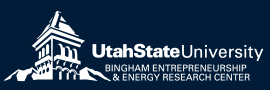 Logo of USU - Utah State University