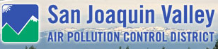 Logo of San Joaquin Valley Air Pollution Control District