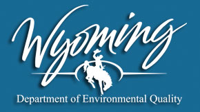 Logo of Wyoming Department of Environmental Quality