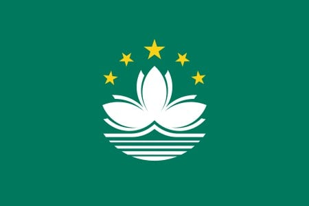 Macao country flag