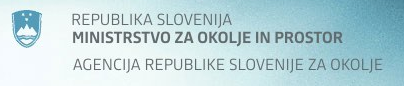 The profile logo of Agencija Republike Slovenije za okolje (ARSO)