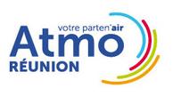 Logo of ATMO Reunion - Regional Observatory of Air Quality