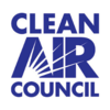 Clean Air Council的主页标志