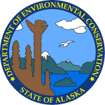 Le logo du profil de Alaska Department of Environmental Conservation (Alaska DEC)