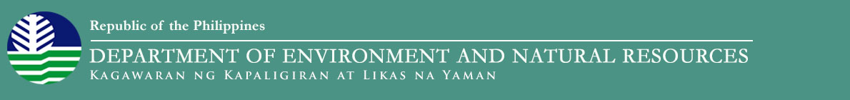 The profile logo of Philippines Departement of Environment and Natural Resources