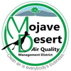 Mojave Desert Air Quality Management District (MDAQMD)의 프로필 로고