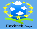 Logo of Envitech Europe - Norfolk Air Quality