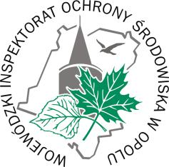 The profile logo of WIOŚ w Opolu