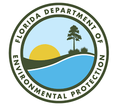 Florida Department of Environmental Protection (Florida DEP) 의 프로필 로고