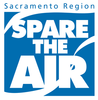 Spare the Air - Sacramento Region의 프로필 로고