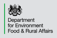 Department for Environment Food & Rural Affairs - UK AIR的主页标志