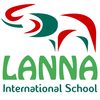 Lanna International School的主页标志